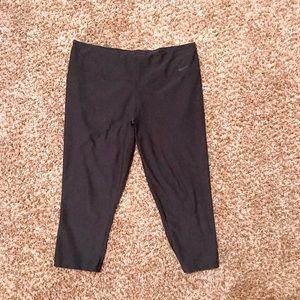Cropped Nike Yoga Pants X-Large